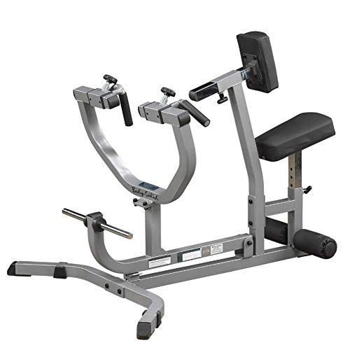 Body-Solid Seated Row Machine Chest Pull Back Exercise Equipment GSRM40