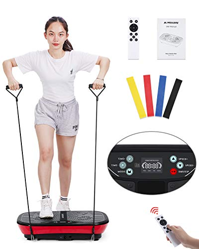 10 Best Vibration Plate 2020 - Do Not Buy Before Reading This!