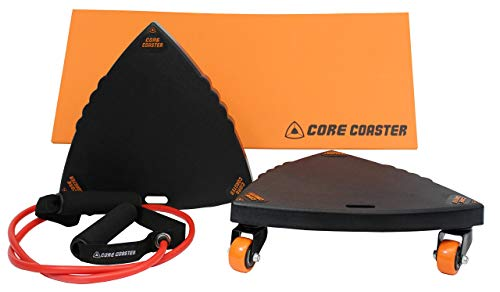 Core Coaster Abdominal Trainer (Package)