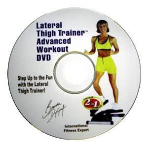 DVD for Lateral Thigh Trainer More Motivation + Results