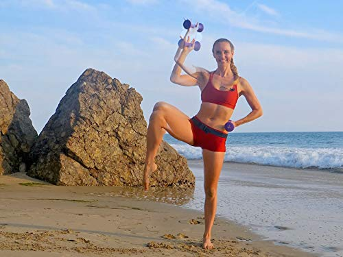 Total Body Toning Workout with Focus on the Lower Body