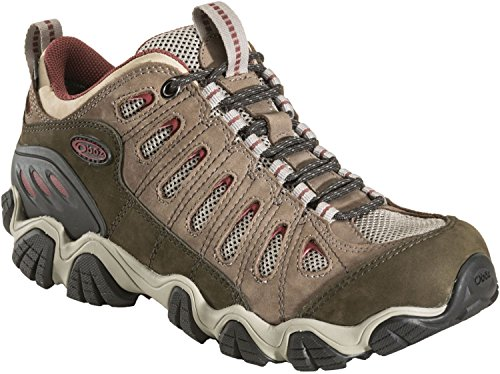 Oboz Sawtooth Low B-Dry Walking Shoes - 13 - Brown