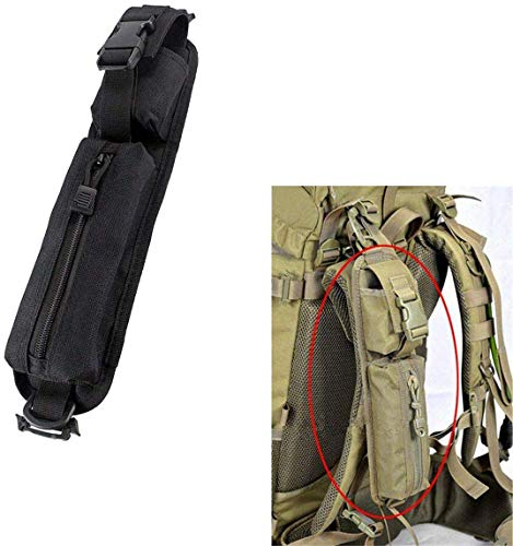 LIVIQILY Tactical Molle Pouch Accessory Backpack EDC Utility Tools Bags for Hunting Accessories
