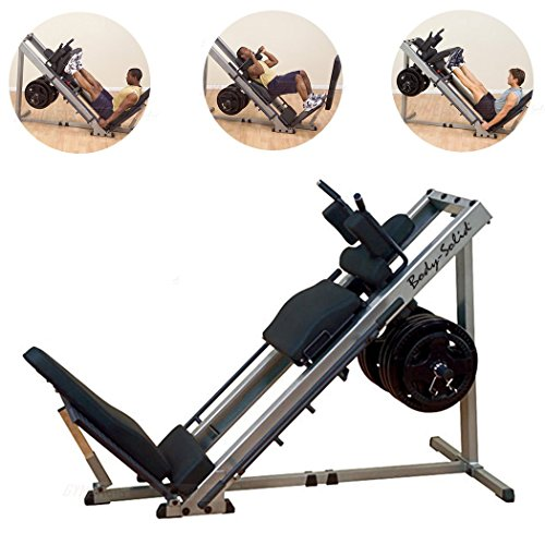 Body-Solid GLPH1100 Leg Press/Hack Squat Machine