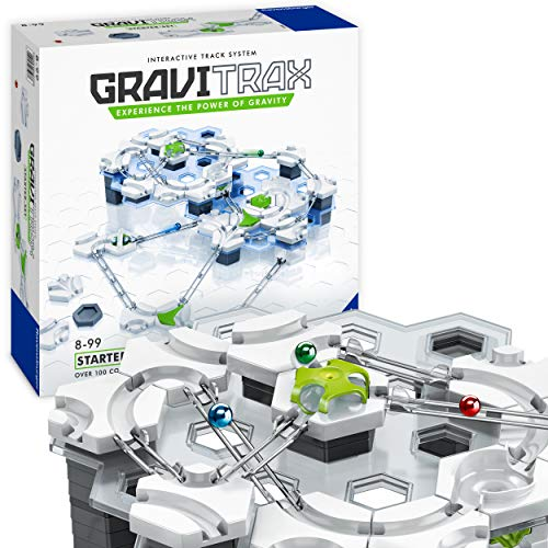 Ravensburger Gravitrax Starter Set Marble Run & STEM Toy For Kids Age 8 & Up - Endless Indoor Activity for Families