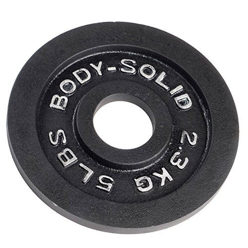 Body-Solid 2.5 lb. Olympic Plate