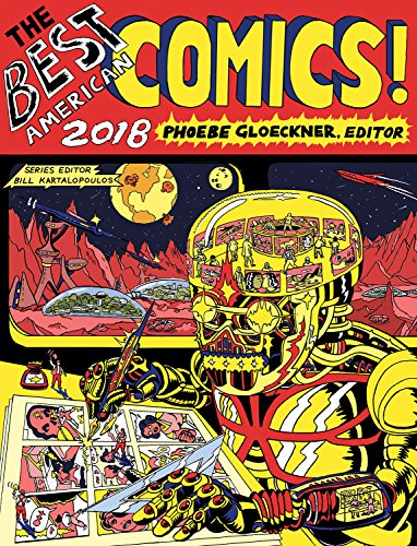 The Best American Comics 2018 (The Best American Series ®)