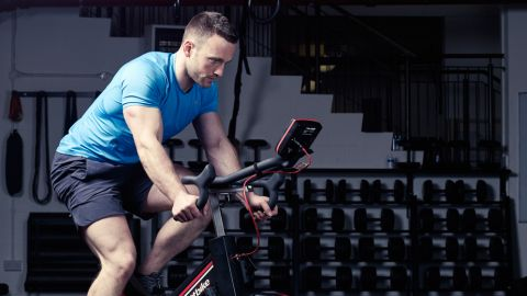 Spin Bike Increase Endurance