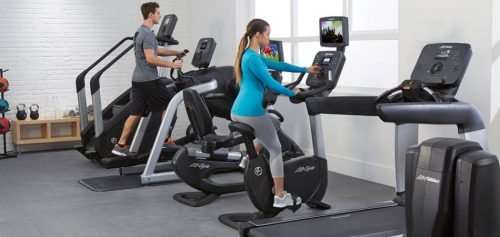 Spin Bike Track Your Progress