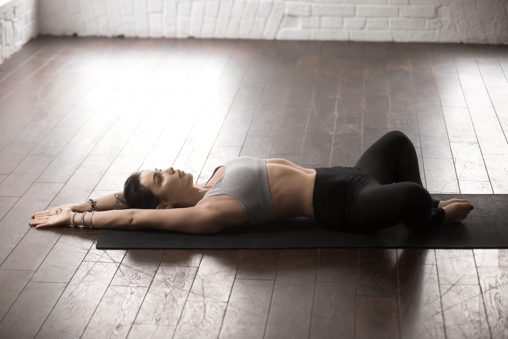Reclining Angle Pose