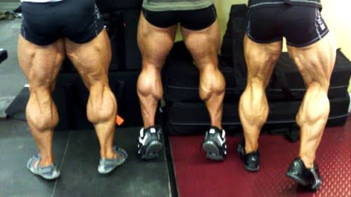 How to Lose Muscle in Calves?