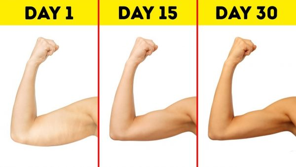 Best Exercises to Get Rid of Arm Fat