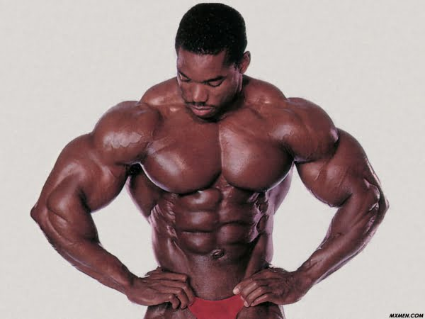 Get Shredded by Kali Muscle