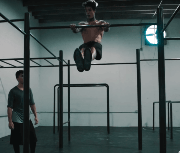 How to Muscle Up