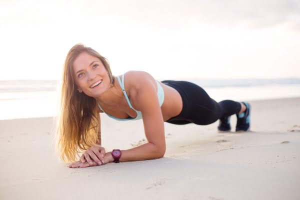 28 Day Plank Challenge for Beginners