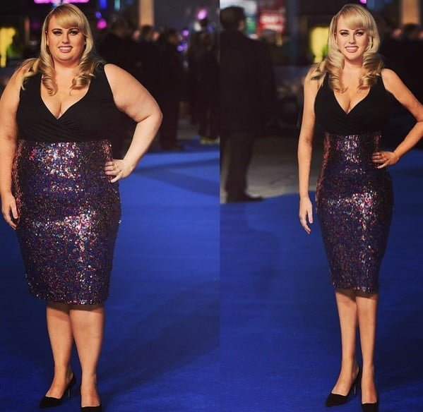 Rebel Wilson Weight Loss 2019