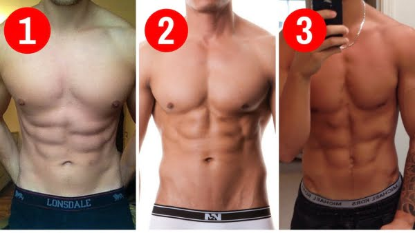 10+ Guys with Ripped Abs 2019
