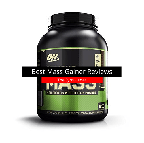 Best Mass Gainer Reviews 2019