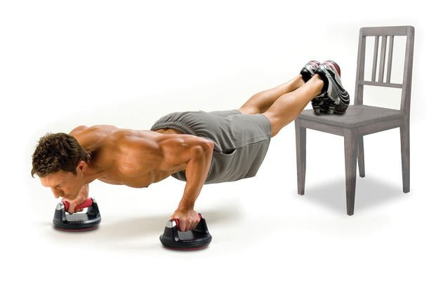 the ideal pushups for a beginner