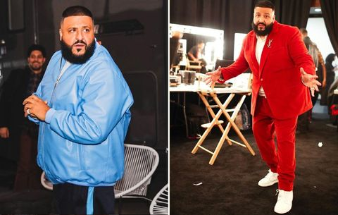 DJ Khaled Weight Loss 2020